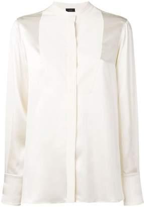 Joseph Twain satin blouse
