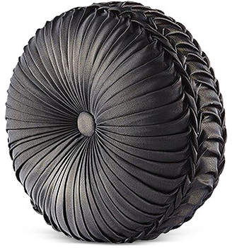 "J Queen New York Bridgeport 15"" Round Decorative Pillow"