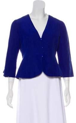 Armani Collezioni Linen & Silk Jacket