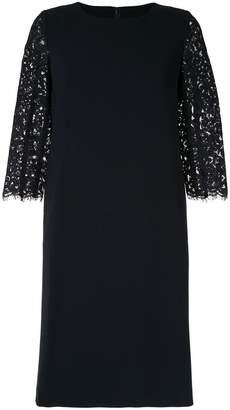 TOMORROWLAND sheer sleeves dress