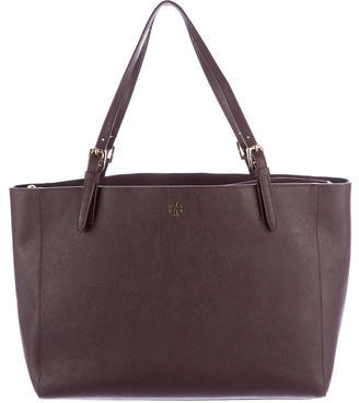 Tory Burch Tory Burch Leather York Tote