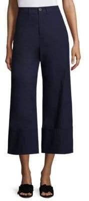 Sea Classic Cuffed Pants