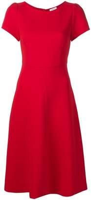 P.A.R.O.S.H. flared midi dress