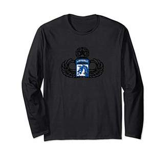 18th Airborne Corps Jumpmaster Long Sleeve Shirt