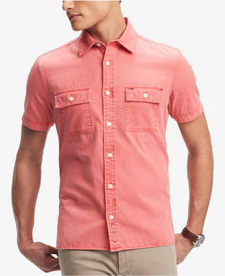 Tommy Hilfiger Men's Theodore Pocket Shirt, Created for Macy's