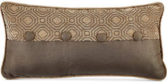 "Croscill Benson 22"" x 11"" Boudoir Decorative Pillow"