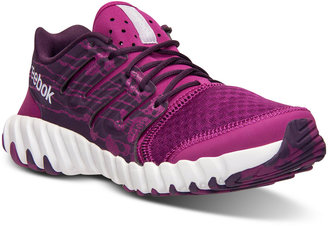 Reebok Women's TwistForm Running Sneakers from Finish Line $69.99 thestylecure.com