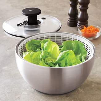 OXO SteeL Salad Spinner