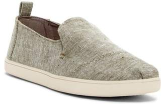 Toms Deconstructed Alpargata Slip-On Sneaker