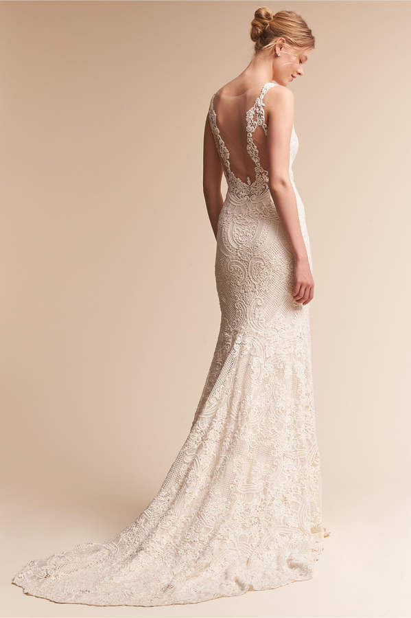 BHLDN Atherton Gown