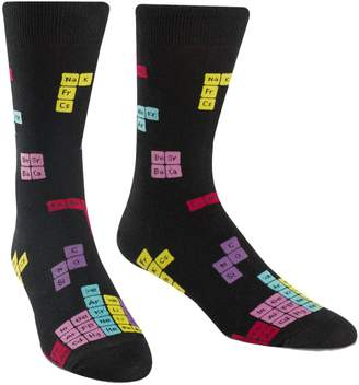 Sock It To Me Joining Elements Crew Socks