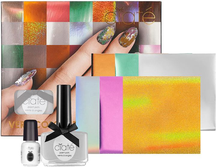 Ciaté London Very Colourfoil Manicure