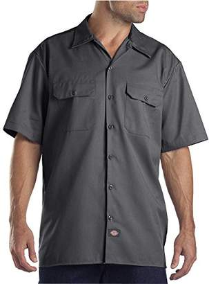 Dickies Men's Short Sleeve Pocket Work Shirt