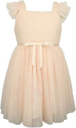 Popatu Sequin Bodice Tulle Dress