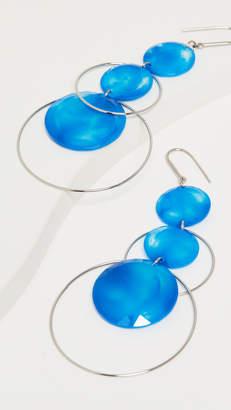 Isabel Marant Resin Earrings