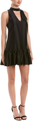 Amanda Uprichard A by A By Silk Mini Dress