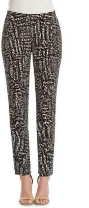 Nic+Zoe Nic + Zoe Dots Direction Pants