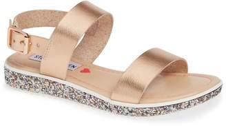 Steve Madden Gia Glitter Sandal