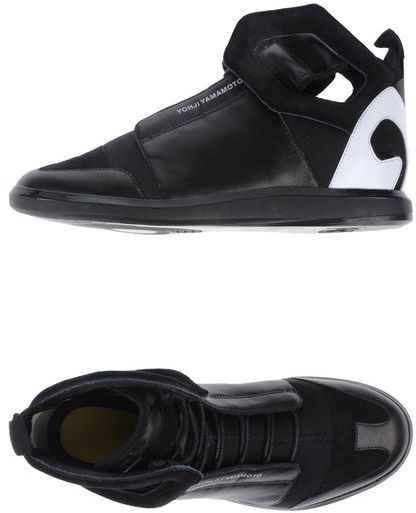 Y-3 High-top sneaker
