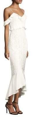 Rachel Zoe Chloe Lace Mermaid Gown