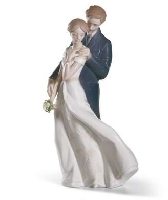 Lladro Everlasting Love Figurine