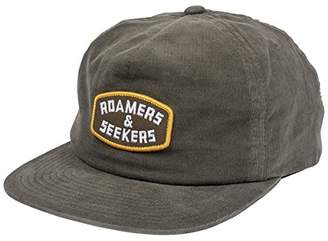 Poler Men's Logo Branded Corduroy Hat