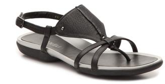 VANELi Whoopi Flat Sandal $130 thestylecure.com