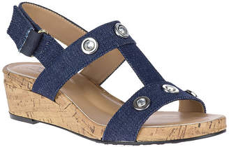 Hush Puppies Oralee Womens Wedge Sandals