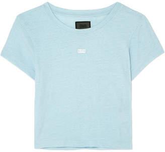 Mulberry Kith Printed Slub Jersey T-shirt