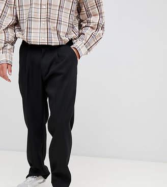 ADD wide leg pants in black