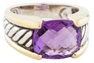 David Yurman Amethyst Ring