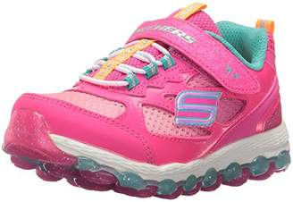 Skechers Girls' Skech-Air Ultra-Bity Bubbles Running Shoe