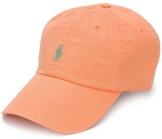 Polo Ralph Lauren embroidered logo cap