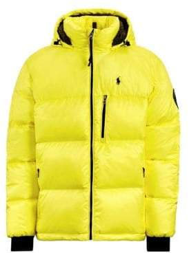 Polo Ralph Lauren Water-Repellent Down Coat