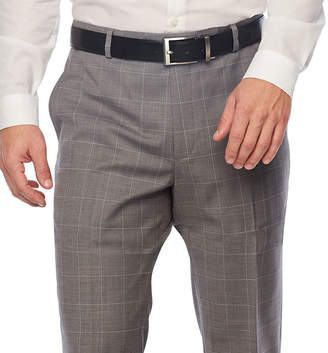STAFFORD Stafford Grid Slim Fit Suit Pants