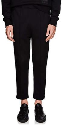 c0ffeb566b51 Prada Men s Taped-Striped Cotton Sweatpants - Black