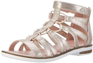 S'Oliver 48209, Girls' Wedge Heels Sandals,(33 EU)