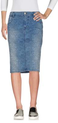 Marani Jeans Denim skirts