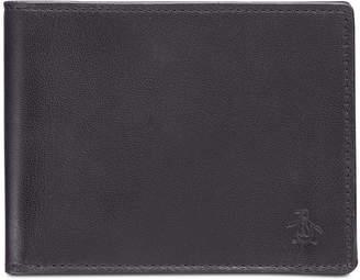 Penguin Men Leather Wallet