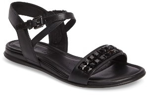 Women's Ecco Touch - Embellished Sandal $129.95 thestylecure.com