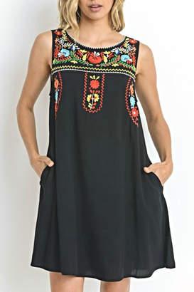 Jodifl Embroidered Festival Dress