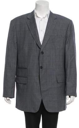 Loro Piana Wool Notch Lapel Blazer