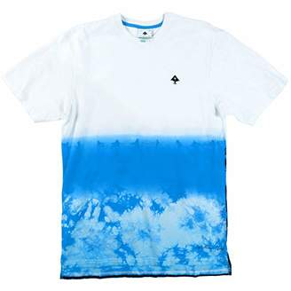 Lrg Men's Planet Tie Dye Knit Shirt