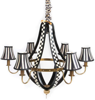 Mackenzie Childs Teardrop Chandelier
