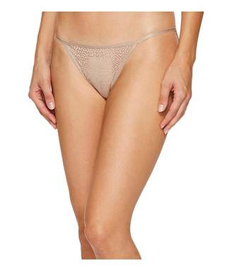 DKNY Intimates Modern Lace String Bikini