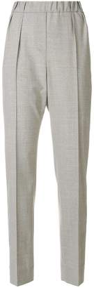 Schumacher Dorothee side striped trousers