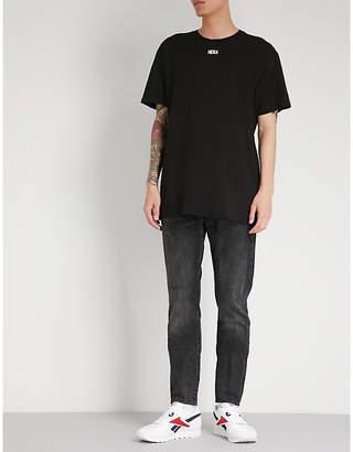 Hera Logo-print cotton T-shirt