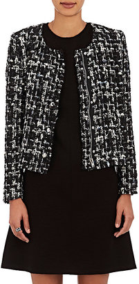 IRO Women's Nalokie Tweed Jacket $640 thestylecure.com