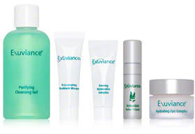 Exuviance Essentials Kit Normal to Combination Skin