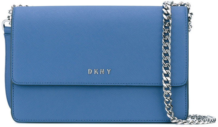 DKNY DKNY flap shoulder bag